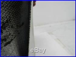 1 Ply Black Slip Top Fabric Backed Conveyor Belt 108' X 9-5/8 X 0.070
