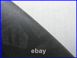 1 Ply Black Slip Top Fabric Backed Conveyor Belt 70' X 17 X 0.060