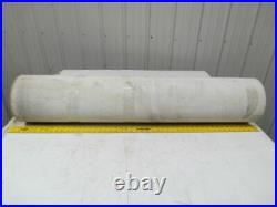 1 Ply Green Urethane Rubber Smooth Top Conveyor Belt 11Ft X 46 0.224 Thick