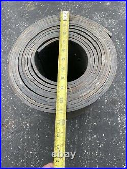 1 Roll Rubber Conveyor Belt 20 Long 20 Wide 1/4 Thick 4 Ply Brand New