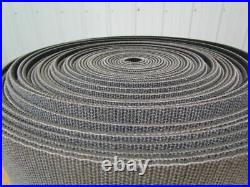 1 ply black rough top incline conveyor belt 163ft x 12-1/4 0.275 thick