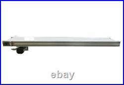 110V 597.8 PVC And Aluminum White PVC Belt Conveyor (1.5m20cm) 120W Newest