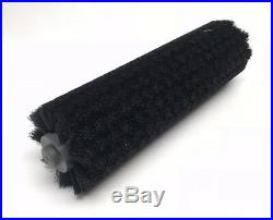 12 L x 3-1/2 Inch OD Conveyor Brush Roller Nylon Belt Automation