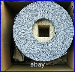 12 PVC Interwoven Fabric Conveyor Belt 100' x 12 x. 125