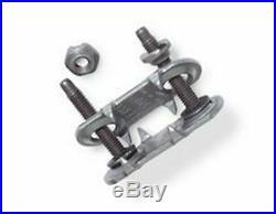 140 Conveyor Belt Fasteners, Stainless Steel, with Bonus Installation Nails 25