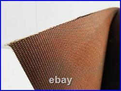 18 x 30' BLACK Heavy Duty Smooth Top Rubber Conveyor Belt Woven Back