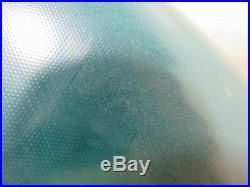 2-Ply Green Smooth Top Rubber/PVC Conveyor Belt 73' X 52 X 0.125