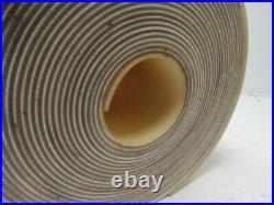2-Ply White/Clear Polyurethane Smooth Top Conveyor Belt 40' X 11 X 0.150