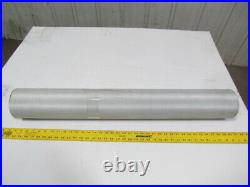 2 ply blue smooth top nylon back conveyor belt 13ftx37 5/64 thick
