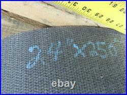 24 Interwoven Rough Top Conveyor Belt 1/8 Thick 250