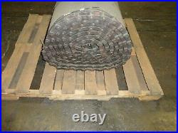 25' International Rubber Tech Apex EP160 Belt Conveyor Allied-Locke AL88K Chain