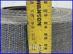 26 PVC Woven Back 0.1085T 2 Ply Longitudinal Ribbed Incline Conveyor Belt 179