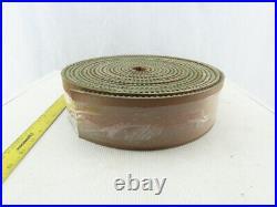 3-1/8 Woven PVC 3 Ply Textured Incline Decline Conveyor Belt 1/4T 32