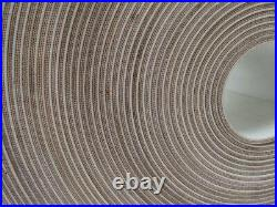 3 Ply White Rubber Smooth Top Conveyor Belt 85' X 6 X 0.135