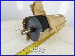 8-1/2 OD Lagged 21-3/4 BF 21-3/4 Conveyor Drive Belt Pulley