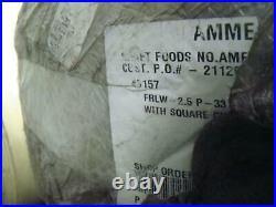 AMMERAAL BELTECH CONVEYOR BELT 100' x38 FRLW 2.5 P-33 PROFILE