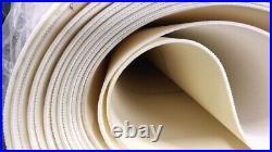 Ammeraal Beltech A573322-35'-10 X 62 Conveyor Belt Nonex White 62 Width