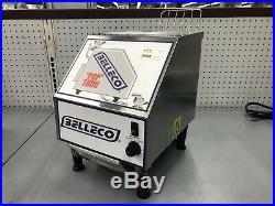 Belleco PT-1 (200 Slices per HR) Pop Through Toaster with 6 Conveyor Belt NEW