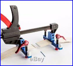 Belt One hand stretcher tool conveyor, laundry folder, Clipper, Clamp UP TO 4
