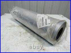 Beltech Flexam EX 10/2 26 Woven Back Ribbed Top Incline Conveyor Belt 26' -4