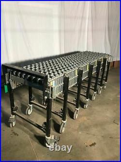 Best Flex 200 Flexible Warehouse Receiving Conveyor Belt