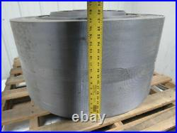 Black PVC 2 Ply Smooth Top Conveyor Belt 907' X 17 X 0.080 Thick