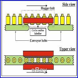 Bottomless Hugger Belt Transport Conveyor