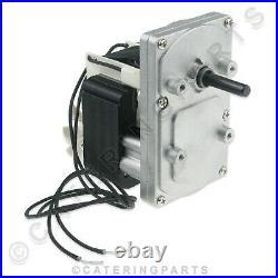 Burco Drive Turn Motor Gearbox 082663657 Rotary Conveyor Belt Toaster Tscnv01
