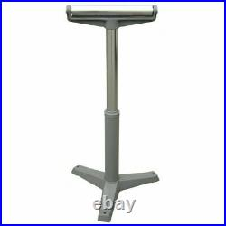 CORMAK 1 Roller Conveyor Gravity Rolling Table Belt Track On Stable Legs New