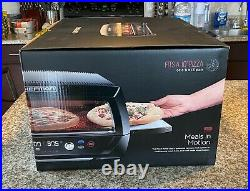 Chefman Food Mover Conveyor Toaster Oven, Moving Belt for Toasting Bread & Bagel