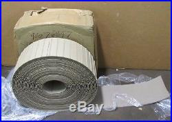 Chiorino 3 Ply Gum Rubber V-top 150' X 10 Square End Ribs Removed Conveyor Belt