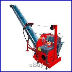 Collino Circular Saw Wood Rocker SCM70C with Conveyor Belt 4 M