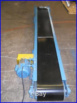 Conex 12 Belt X 9' Long Sewing Conveyor