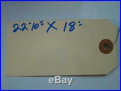 Conveyor Belt 22' 10 x 18
