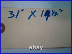 Conveyor Belt 31' x 14 1/2