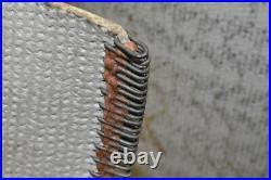 Conveyor Belt, 60 ft x 24 in, Cleated, Incline, Herringbone Pattern