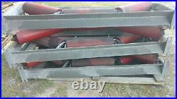 Conveyor Belt Roller Troughing Idler 72 Wide