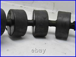 Crouse Hinds Co Limberoller Flexible Conveyor Idler Roller for 54 Belt 3-3/8 O