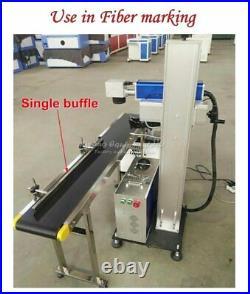 Double Buffles Conveyor Belt Machine Stainless Steel Mini Inkjet Printer Foods