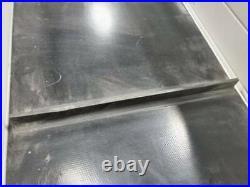 Endura-veyor 17 x 12' Cleated Slider Bed Belt Conveyor NEW