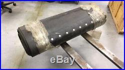 Eriez Mfg EBC-BLT-CON-01A Conveyor Belt 48x16'6x9mm Cleats 2P220 GR2 3X1 R2SS