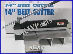 FLEXCO CLIPPER 14 Belt Cutter 03230