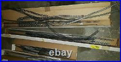 Flexco Alligator Lacing And Belting Huge Lot Of Miscellaneous Parts And Pieces
