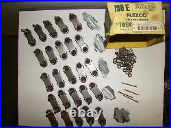 Flexco HD 190E Conveyor/Elevator Belt Fasteners, Steel, Pack of 25, New