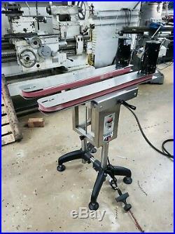 Furex Stainless Steel Bottomless Conveyor Side Belt Transfer for Bottom Coding