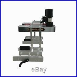 Globaltek 12 Long Conveyor Mounted Hugger Belt Gap Transfer
