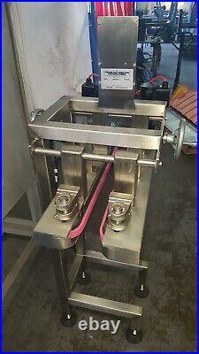 Gripper Belt Bottomless Conveyor