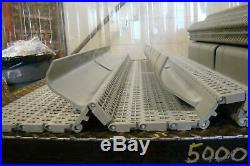 HABASIT Plastic Modular Belt 39.1''x10' M5032