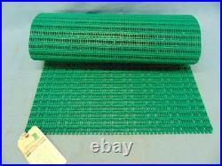 Habasit Conveyor Belt Series 208, Flush Grid 1 Pitch, 24 X 10' 35% Open Acetal