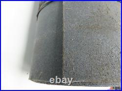Habasit TM120FBS-B Poly Fabric Top 1-Ply Conveyor Belt Flame Retardant 36 x 25